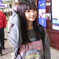 新宿で童顔巨乳美少女を騙しナンパSEX♪